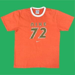 VTG 90s Nike Graphic Spell Out T-Shirt 🏀